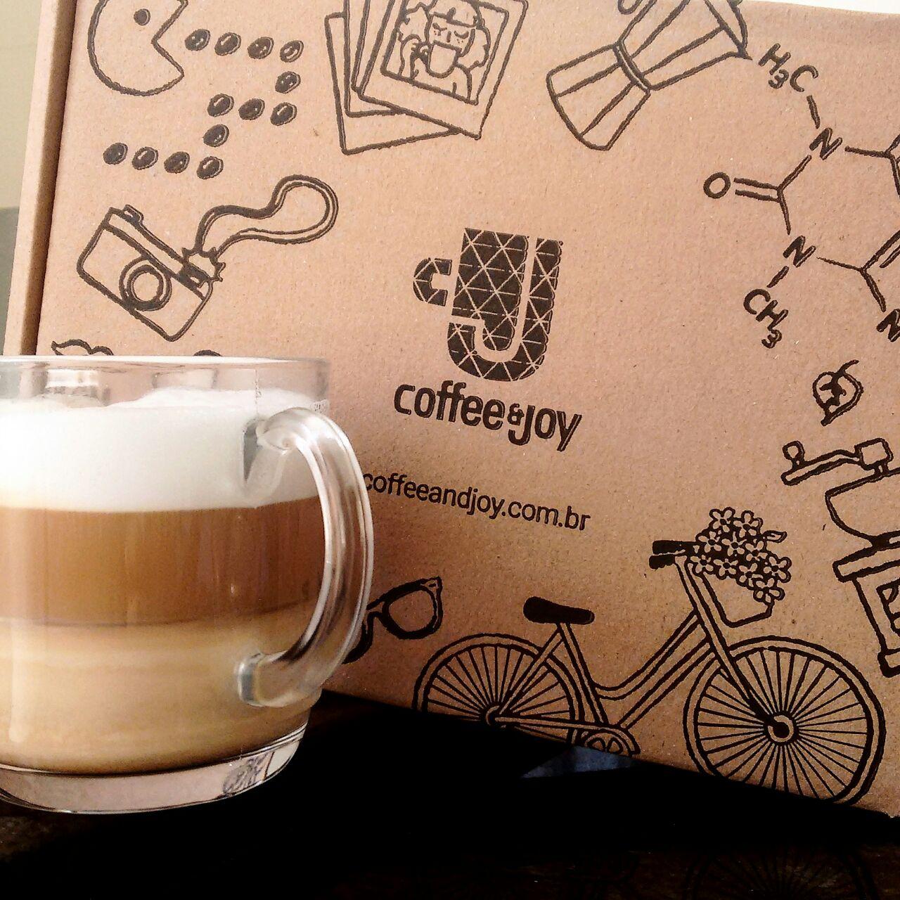 Capuccino Coffee & Joy - Cafés Incríveis aqui