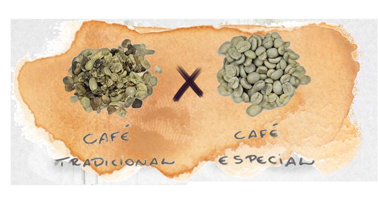 Diferença entre Café Tradicional e Café Especial. Você já fez a sua escolha?