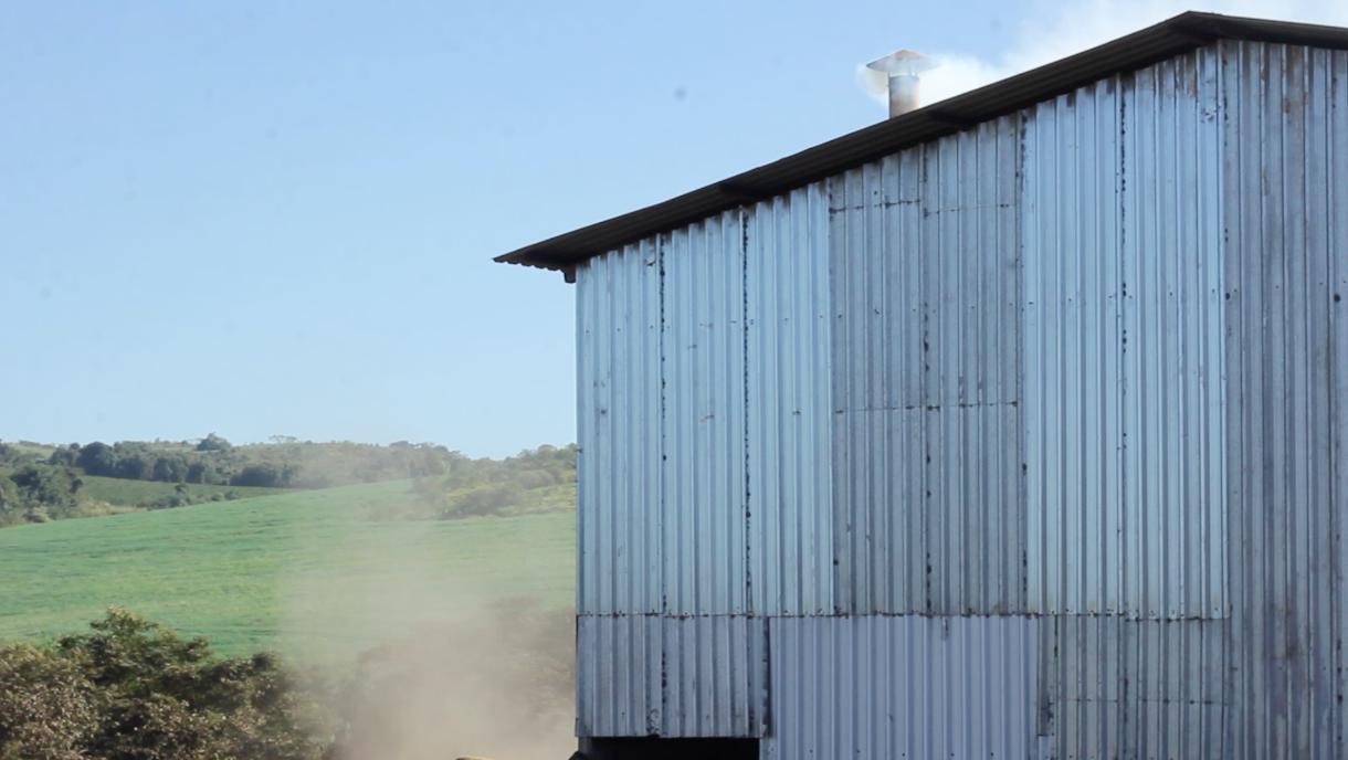 Secador da Fazenda Estrela