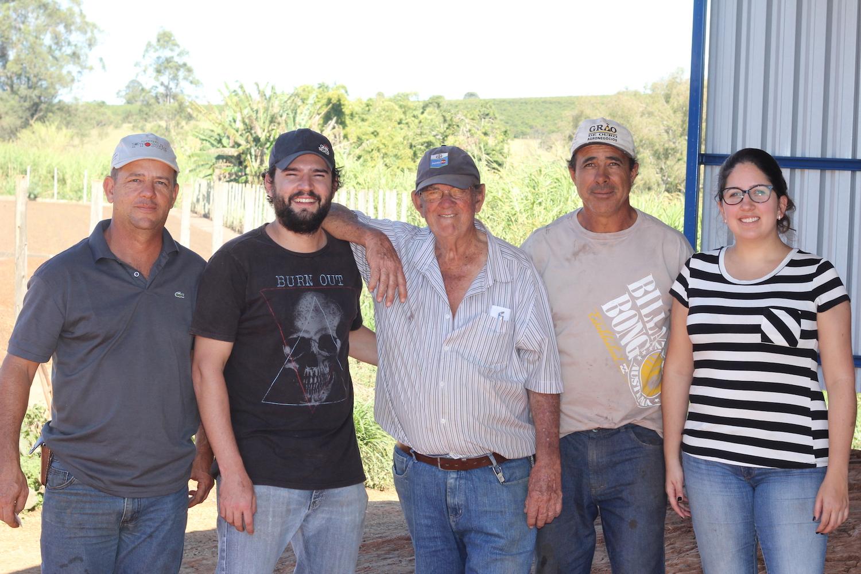 Registro da Visita da Equipe Coffee & joy na Fazenda São Joaquim