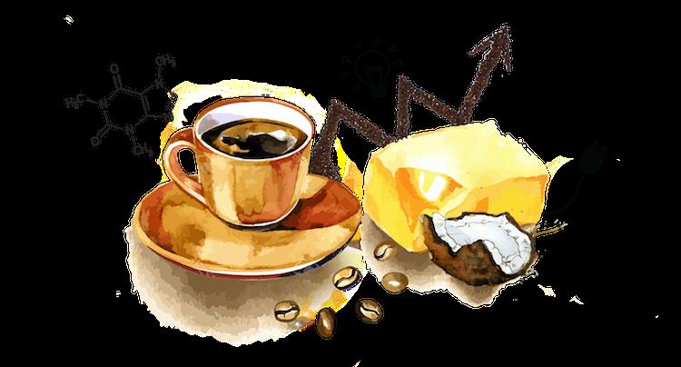 Receita Invencível de Bulletproof Coffee – o Café que Aumenta sua Performance