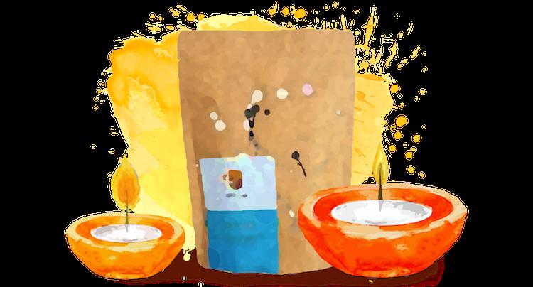O Estilo Hygge de Decoração Invade o Coffee & Joy em Dezembro