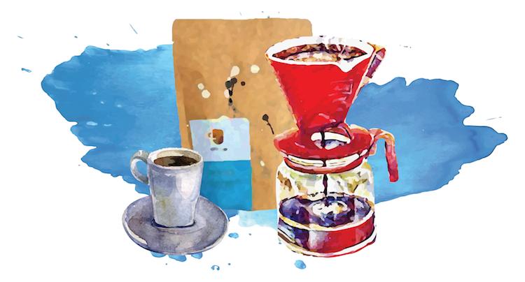 7 Passos Para Preparar um Café Fantástico no Filtro de Papel