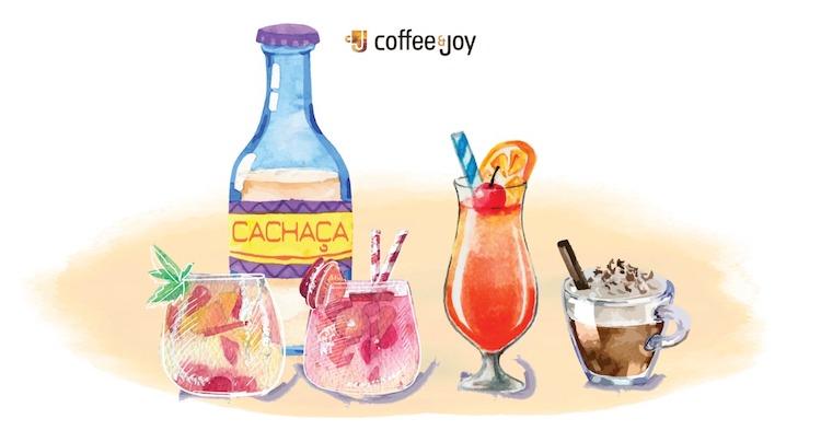 4 Receitas de Drinks Ousados e Deliciosos de Café e Cachaça para todas as Épocas do Ano