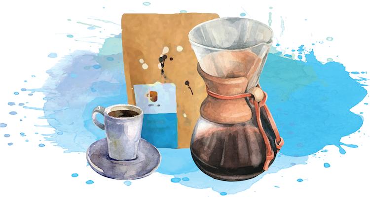 Prepare seu Café Especial com Estilo Utilizando a Chemex