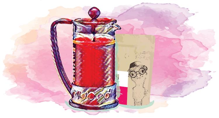 Como Preparar um Café Especial com Estilo Utilizando a Prensa Francesa