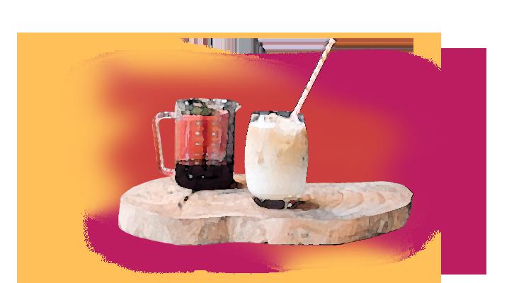 Receita de Iced Latte Coffee – Café Gelado Com Leite