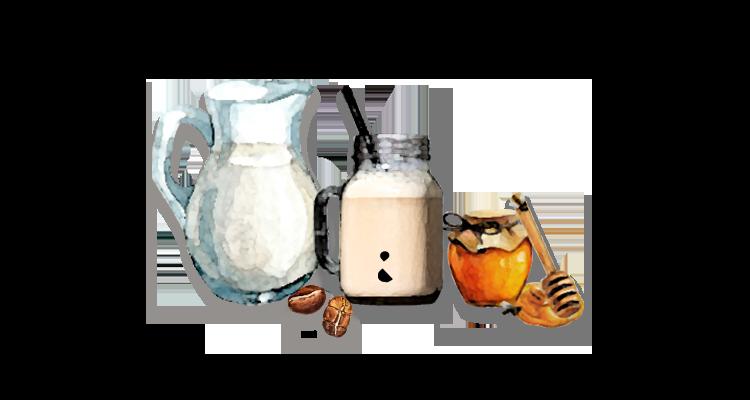 Receita de Café Gelado Com Leite Cremoso e Mel