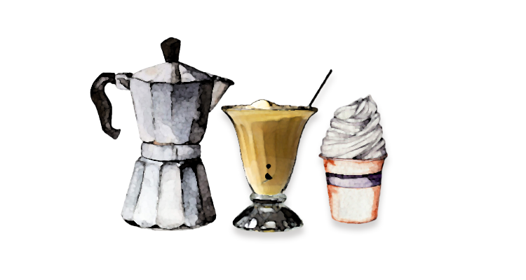 Affogato: receita da Sobremesa de Café com Sorvete