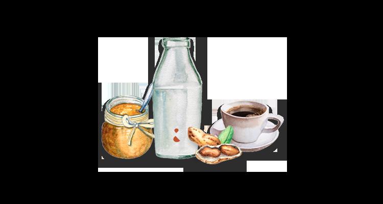 Receita Cremosa de Café com Paçoca – Gostosa e Fácil de Fazer