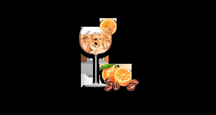 Receita de Gin Infusionado com Café – Drink Assinatura coffee&joy que é Fácil, Diferente e Gostoso