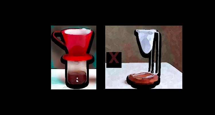 Qual a Diferença do Café Feito no Filtro de Pano e no Filtro de Papel?
