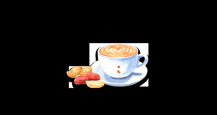 Como Fazer Cappuccino Com Paçoca de Amendoim – Receita de Festa Junina que Combina com o Ano Todo
