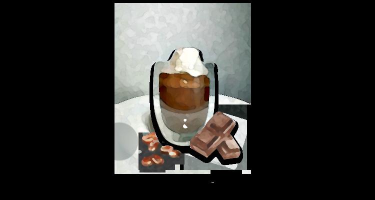 Chocolate Quente com Café – Super Fácil, Feito no Microondas e sem Amido de Milho