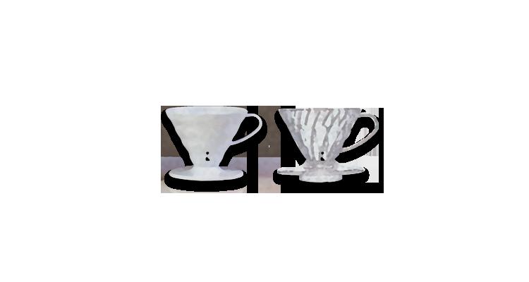 O Impacto do Material do Coador no Sabor do Café – Qual a Diferença de Coador de Plástico e Coador de Cerâmica?