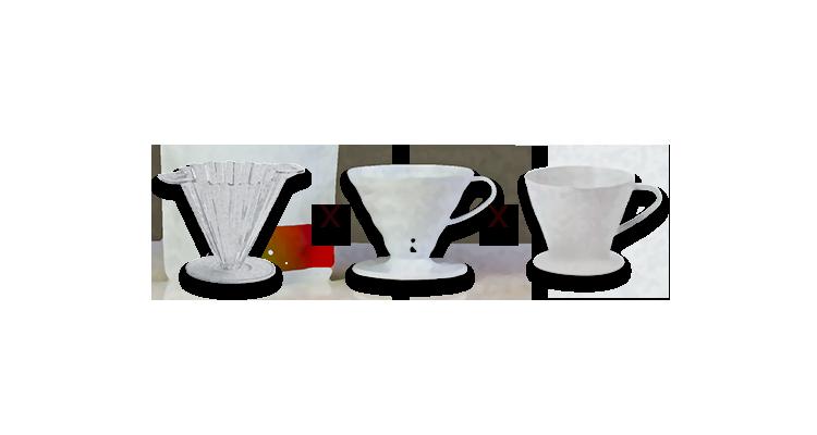 Qual a Diferença do Café Feito no Koar, na Hario V60 e na Melitta?
