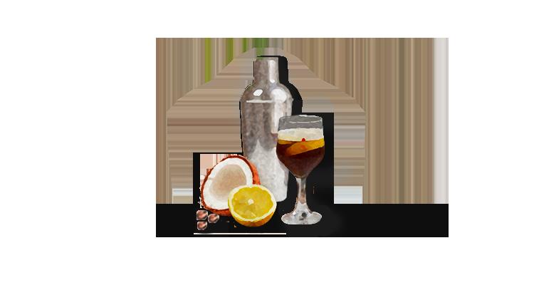 Receita de Shakerato Com Água De Coco Em Casa – Um Drink Refrescante Com Café